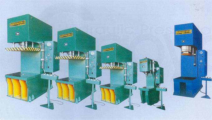 yg41系列单柱液压机图片